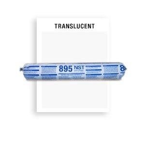 895 NST - SSG-610-Translucent SSG Structural Silicone Glazing & Weatherproofing Sealant-20 oz sausage