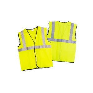 Class 2 Hi-Viz Yellow Safety Vest XXL